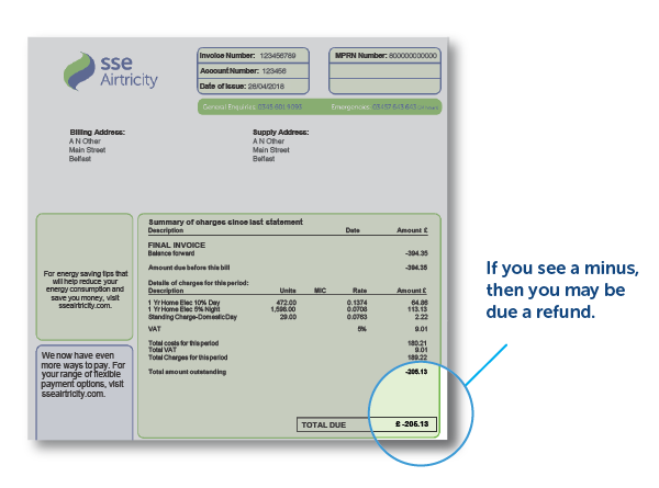 SSE Airtricity - Keypad Payment
