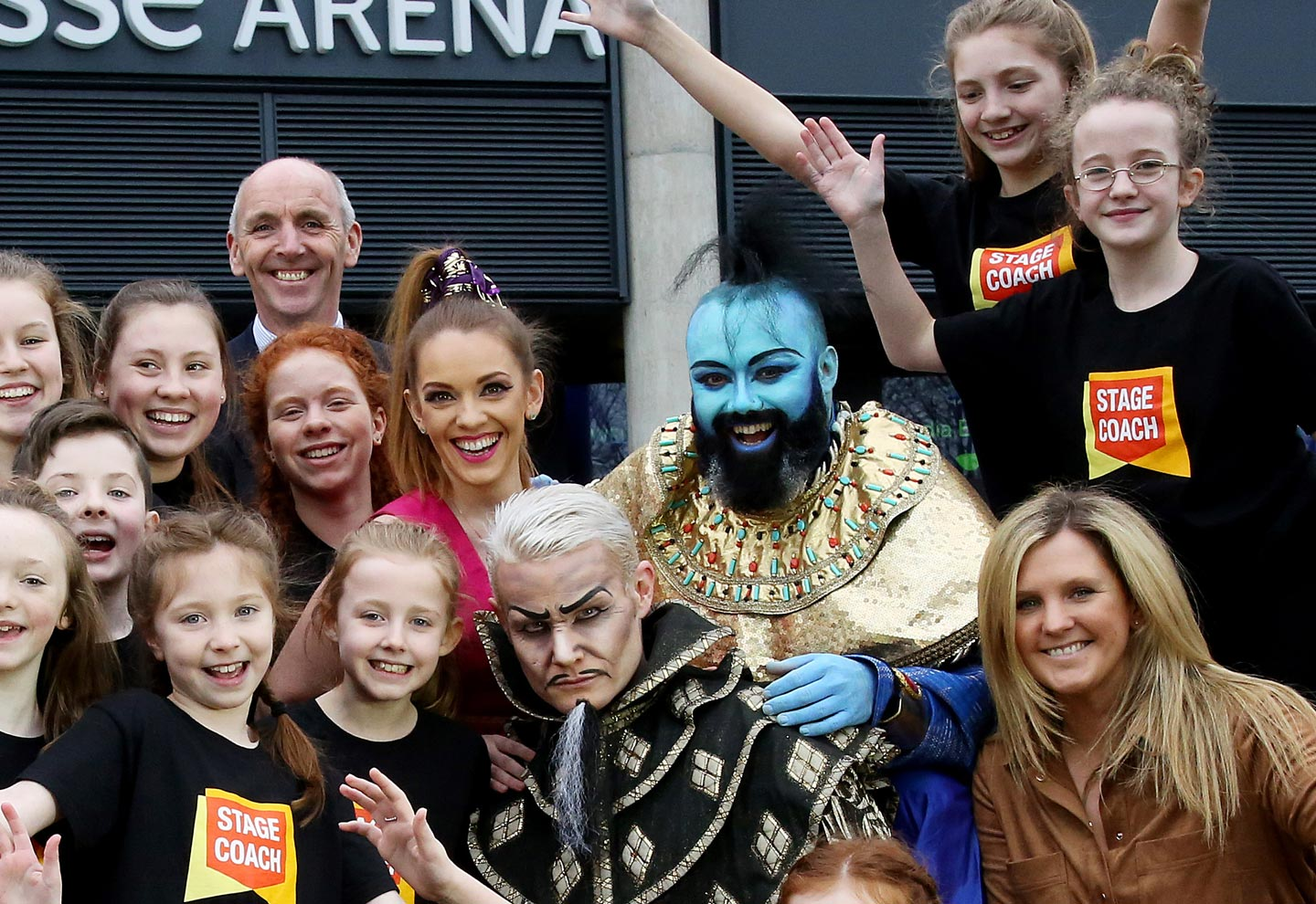 The SSE Arena Belfast Launches Exciting New 2017 Panto