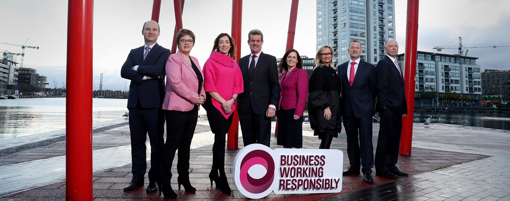 SSE Ireland certified to Business Working Responsibly Mark