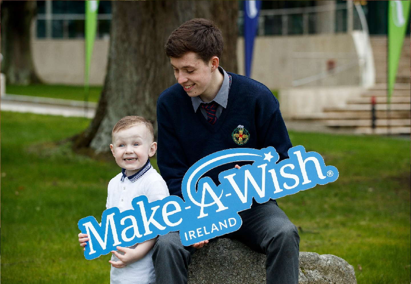 Winning schools of Make-A-Wish Ireland's 'Kids for Wish Kids' Awards announced