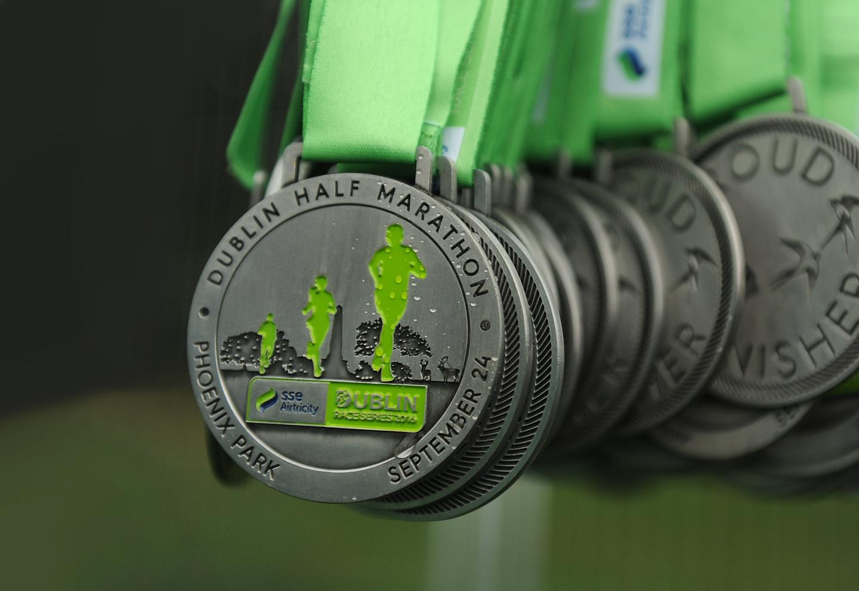 Hehir and Sanchez Win SSE Airtricity Dublin Half Marathon