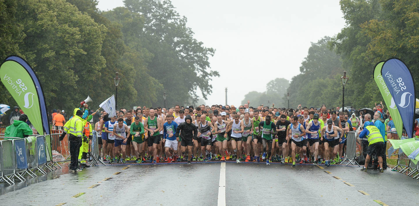 5,000 line up for Frank Duffy 10 Mile