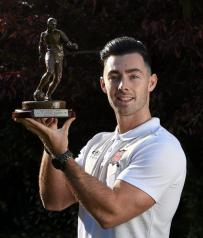 Richie Towell personality 2015