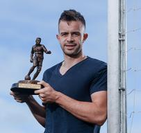 Robbie Benson SSE Airtricity SWAI Player of the Month August